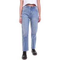 Odjeća Žene  Boyfriend traperice Dickies DK133004LBL1 Plava