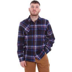 Odjeća Muškarci  Košulje dugih rukava Dickies DK520352EL01 Plava
