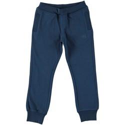 Odjeća Dječak  Donji dio trenirke Ido 4U186 Blu