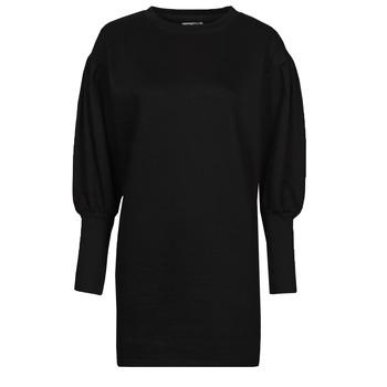 Odjeća Žene  Kratke haljine Yurban OKAL Crna