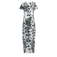 Odjeća Žene  Duge haljine Yurban OVIZ Siva / Bijela