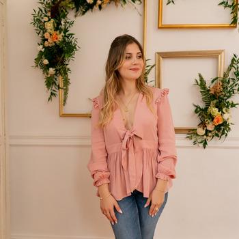 Odjeća Žene  Topovi i bluze Céleste ROSSIGNOL Ružičasta
