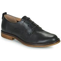 Obuća Žene  Derby cipele San Marina MASSILIA Crna