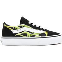 Obuća Djeca Obuća za skateboarding Vans Old skool Crna