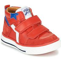 Obuća Dječak  Visoke tenisice GBB FLAVIO Red