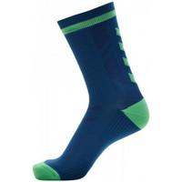 Modni dodaci Muškarci  Sportske čarape Hummel Chaussettes  Indoor bleu/vert