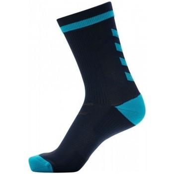 Modni dodaci Muškarci  Sportske čarape Hummel Chaussettes  Indoor noir/bleu ciel