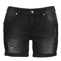 Odjeća Žene  Bermude i kratke hlače Moony Mood ONANA Crna