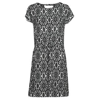 Odjeća Žene  Kratke haljine Only ONLNOVA Bijela / Crna