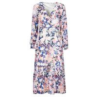 Odjeća Žene  Duge haljine Only ONLZOE Bijela / Multicolour