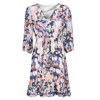 Odjeća Žene  Kratke haljine Only ONLZOE Bijela / Multicolour