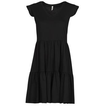 Odjeća Žene  Kratke haljine Only ONLMAY Crna