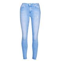 Odjeća Žene  Slim traperice Only ONLBLUSH Blue / Svijetla