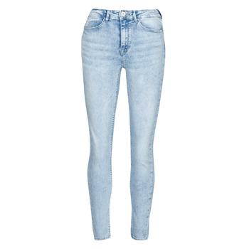 Odjeća Žene  Slim traperice Only ONLPAOLA Blue / Svijetla