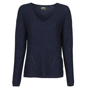 Odjeća Žene  Puloveri Only ONLJOLIE Blue