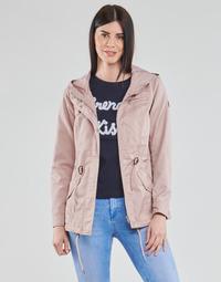 Odjeća Žene  Parke Only ONLLORCA Ružičasta