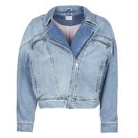 Odjeća Žene  Traper jakne Only ONLJACK Blue