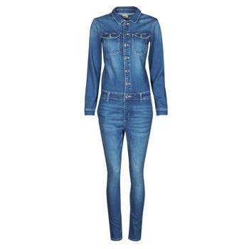 Odjeća Žene  Kombinezoni i tregerice Only ONLCALLI Blue