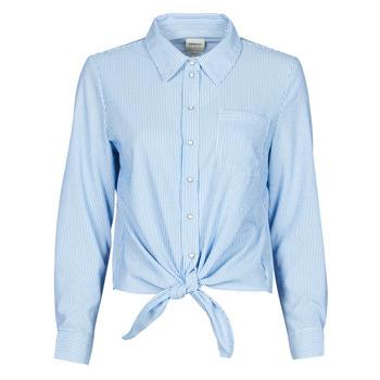 Odjeća Žene  Košulje i bluze Only ONLLECEY Blue
