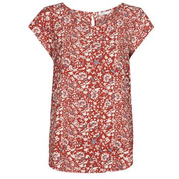 Odjeća Žene  Topovi i bluze Only ONLNOVA Red