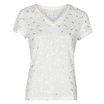 Odjeća Žene  Topovi i bluze Only ONLSTEPHANIA Bijela