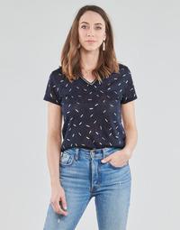 Odjeća Žene  Topovi i bluze Only ONLSTEPHANIA Blue