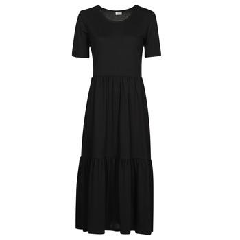 Odjeća Žene  Duge haljine JDY JDYDALILA FROSTY Crna