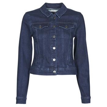 Odjeća Žene  Traper jakne JDY JDYNEWWINNER STR JACKET BOX DNM NOOS Blue