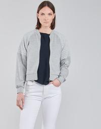 Odjeća Žene  Sportske majice JDY JDYNAPA L/S RAGLAN BOMBER JRS Siva