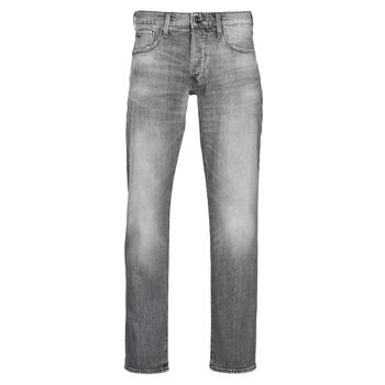 Odjeća Muškarci  Traperice ravnog kroja G-Star Raw 3301 STRAIGHT Siva
