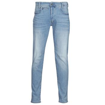 Odjeća Muškarci  Skinny traperice G-Star Raw D STAQ 5 PKT Blue