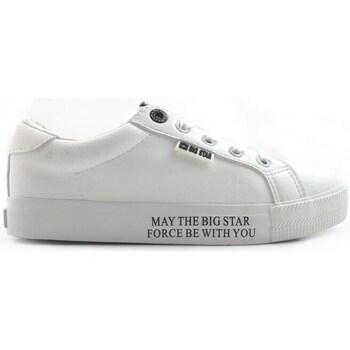 Obuća Žene  Niske tenisice Big Star EE274316 Bijela