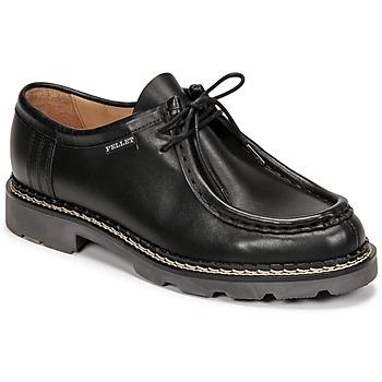Obuća Muškarci  Derby cipele Pellet Macho Crna