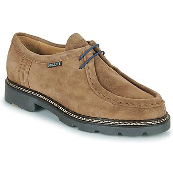 Obuća Muškarci  Derby cipele Pellet Macho Bež