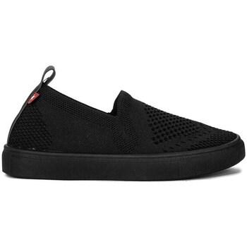 Obuća Djevojčica Slip-on cipele Big Star HH374107 Crna