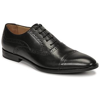 Obuća Muškarci  Derby cipele & Oksfordice Pellet ALEX Crna