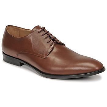 Obuća Muškarci  Derby cipele Pellet Alibi Smeđa