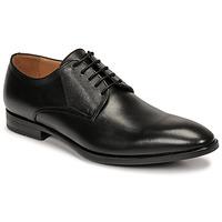 Obuća Muškarci  Derby cipele & Oksfordice Christian Pellet Alibi Crna