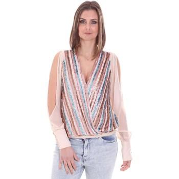 Odjeća Žene  Topovi i bluze Nenette 26BB-FLORIANA Ružičasta