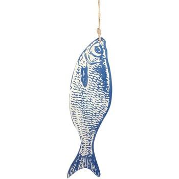 Dom Dekorativni predmeti  Signes Grimalt Privjesak za ribe Multicolor