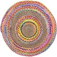 Dom Tepisi Signes Grimalt Okrugli Tepih Multicolor