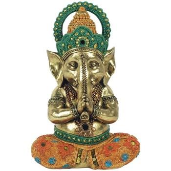 Dom Dekorativni predmeti  Signes Grimalt Ganesha Yoga figura Dorado