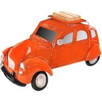 Dom Dekorativni predmeti  Signes Grimalt Narančasti zidni automobili Naranja