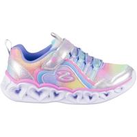 Obuća Djevojčica Niske tenisice Skechers Heart Lights Rainbow Lux