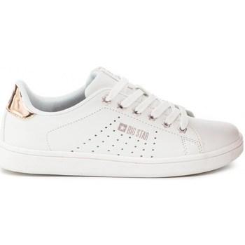 Obuća Žene  Niske tenisice Big Star DD274583 Bijela