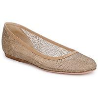 Obuća Žene  Balerinke i Mary Jane cipele Sebastian GLIME Béžová
