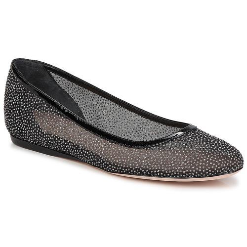 Obuća Žene  Balerinke i Mary Jane cipele Sebastian GLIME Crna