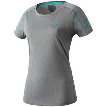 Odjeća Žene  Majice kratkih rukava Dynafit Transalper W SS Tee Siva