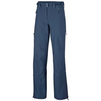 Odjeća Žene  Chino hlačei hlače mrkva kroja Salewa Sesvenna Freak Dst W Blue