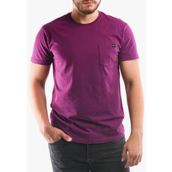 Odjeća Muškarci  Majice / Polo majice Edwin T-shirt avec poche violet
